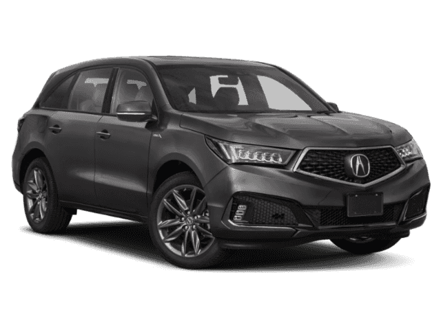 New 2020 Acura MDX w/Technology/A-Spec Pkg