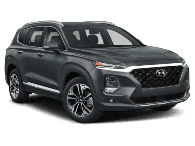 New 2020 Hyundai Santa Fe Limited 2.0T With Navigation & AWD