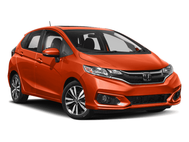 New 2018 Honda Fit EX-L CVT w/Navi 4dr Car