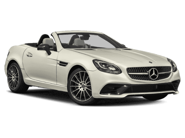 New 2020 Mercedes Benz Slc 300 Roadster
