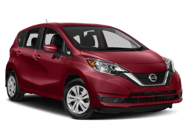 New 2019 Nissan Versa Note S