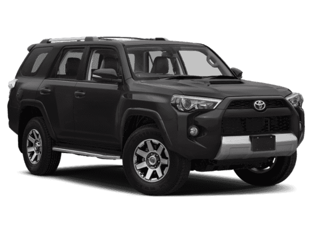 New 2019 TOYOTA 4Runner 2WD Trail Premium (V6)