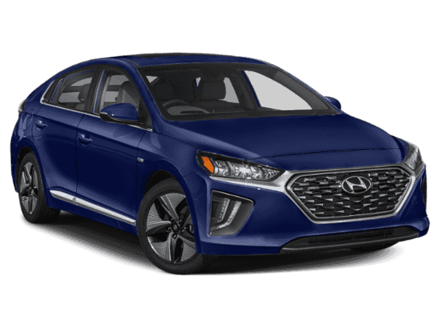 New 2020 Hyundai IONIQ Hybrid Limited Hatchback FWD 4dr Car
