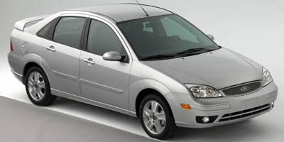 Pre-Owned 2005 FORD FOCUS ZX4 ST SED