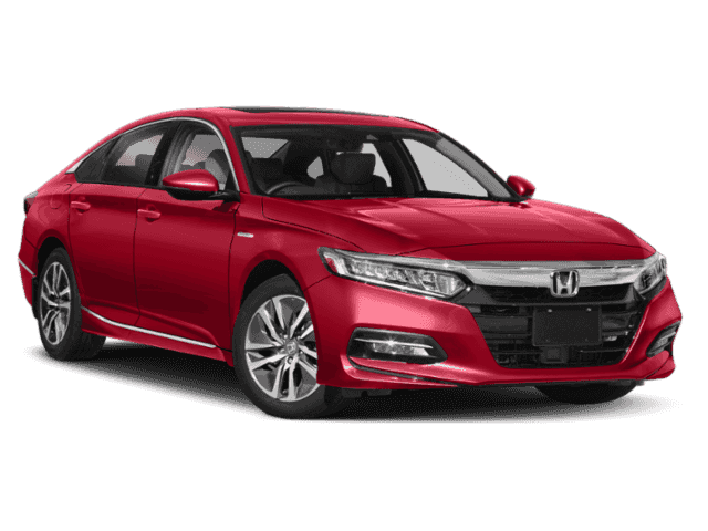 New 2019 Honda Accord-Hybrid EX-L