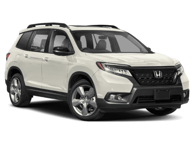 Demo 2019 Honda Passport Touring