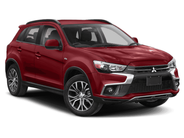 New 2018 MITSUBISHI RVR GT Four Wheel Drive AWC