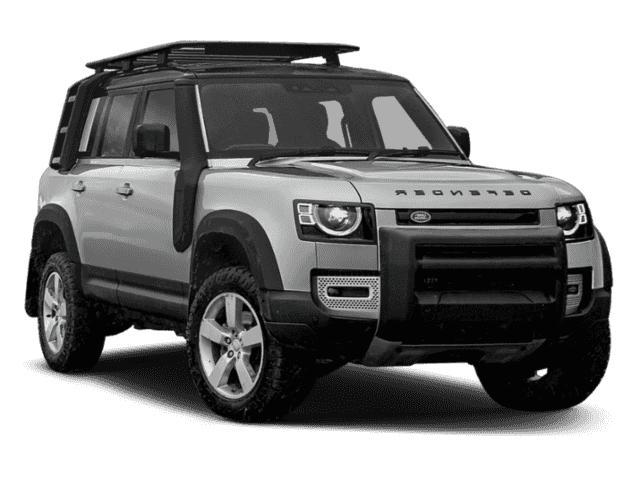 New 2020 Land Rover Defender HSE