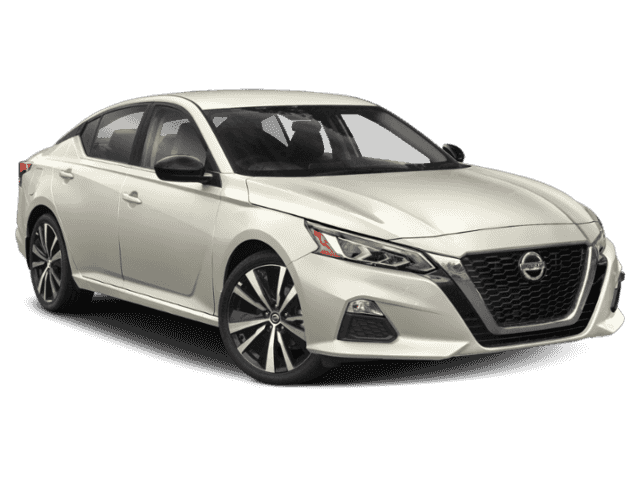 New 2020 Nissan Altima 2.5 SR FWD 4D Sedan