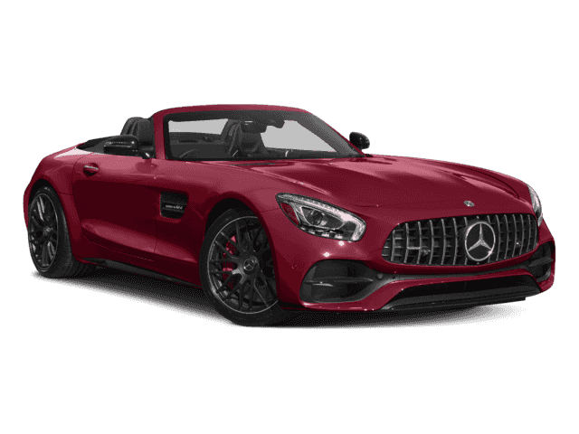 New 2018 Mercedes-Benz AMG® GT C With Navigation