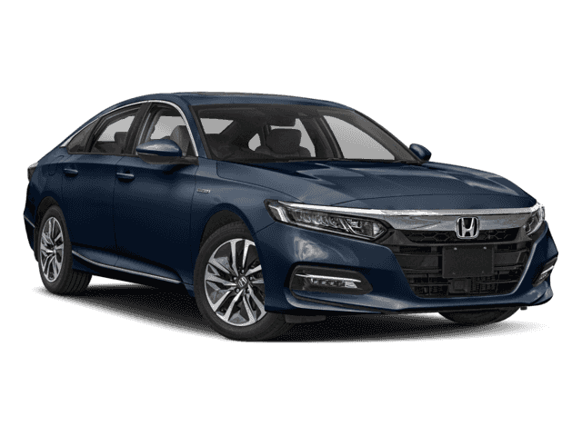 New 2018 Honda Accord Hybrid EX-L w/Navi Sedan