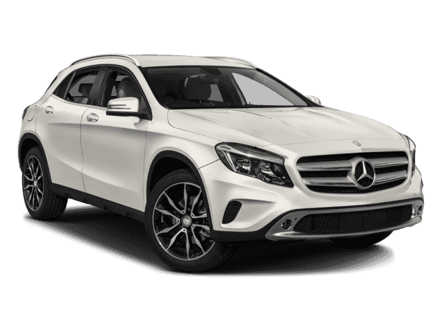 New Mercedes-Benz GLA GLA250 4MATIC