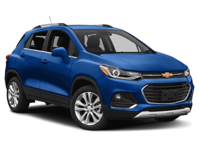 New 2019 Chevrolet Trax Premier FWD 4D Sport Utility