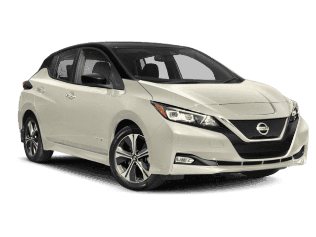 New 2020 Nissan Leaf SV Plus FWD 4D Hatchback