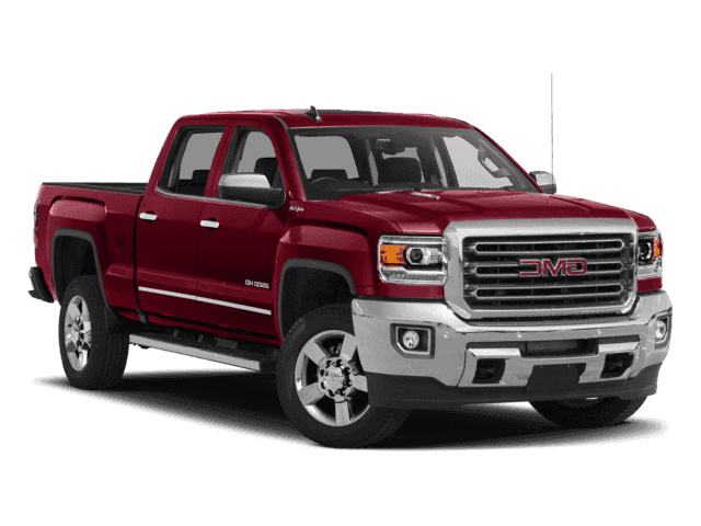 New 2018 GMC Sierra 2500HD SLT 4WD