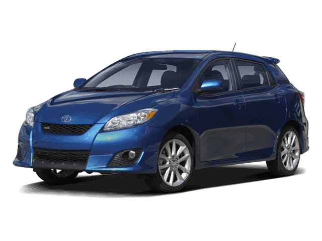 Pre-Owned 2009 Toyota Matrix 5dr Wgn Auto S FWD