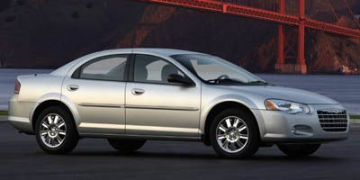 Pre-Owned 2004 CHRYSLER SEBRING LXI SEDAN