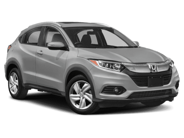 New 2019 Honda HR-V EX AWD