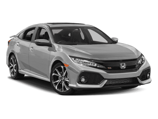 New Honda Civic Sedan Si