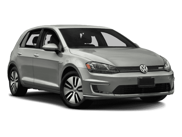 New Volkswagen e-Golf SE