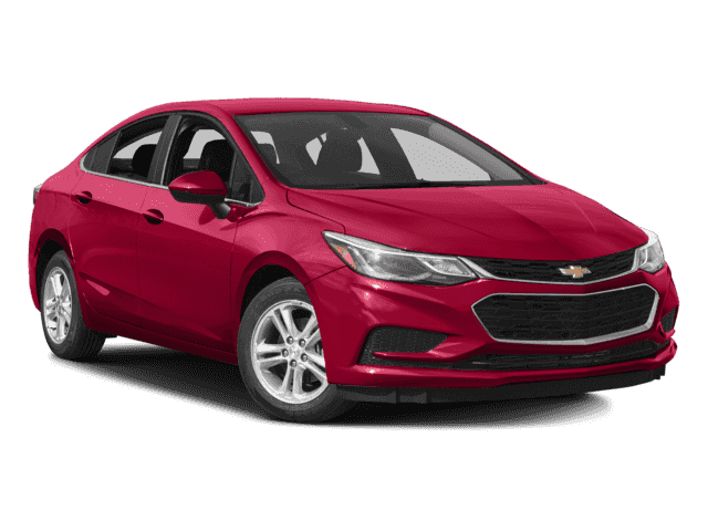 New 2017 Chevrolet Cruze LT FWD 4D Sedan