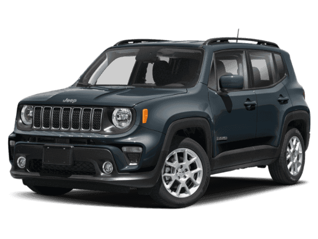 New 2020 JEEP Renegade Sport 4dr Front-wheel Drive