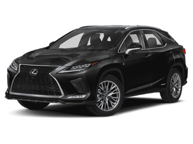 New 2020 Lexus RX 450h F SPORT PERFORMANCE - Offsite Location