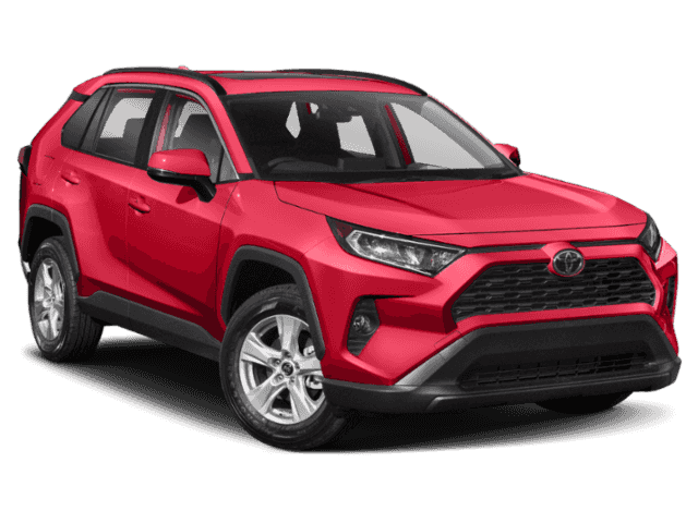 Stock #: 38993 Ruby Flare Pearl [extra_cost_color] 2020 Toyota RAV4 XLE 4D Sport Utility in Milwaukee, Wisconsin 53209