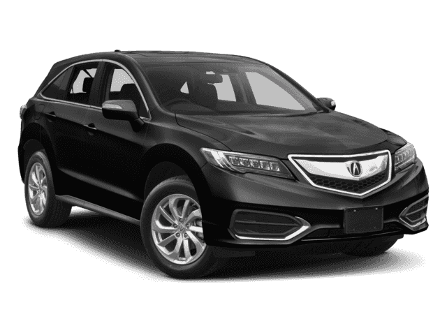 New 2017 Acura RDX w/Technology/AcuraWatch Plus Pkg