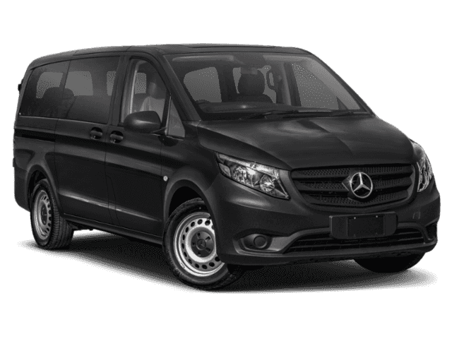 New 2020 Mercedes-Benz Metris Passenger