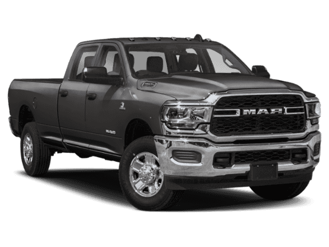 NEW 2020 RAM 2500 TRADESMAN 4X4, CUMMINS DIESEL, 5TH WHEEL PREP 4WD