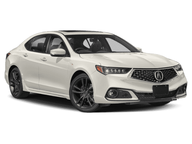 New 2020 Acura TLX A-Spec Sedan