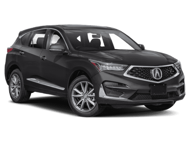 New 2019 Acura RDX w/Technology Pkg With Navigation & AWD