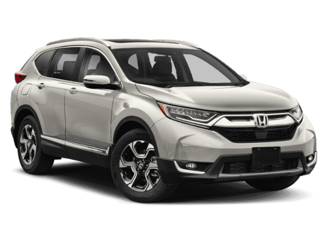 New 2019 Honda CR-V TOURING 2W