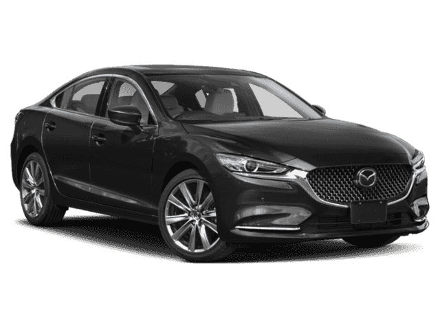 New 2019 Mazda6 Signature FWD 4dr Car