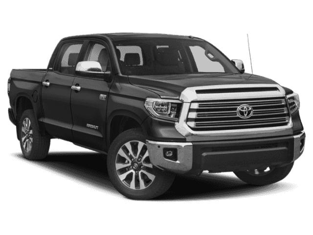 New 2020 TOYOTA Tundra 4x2 Ltd Crewmax 5.7L