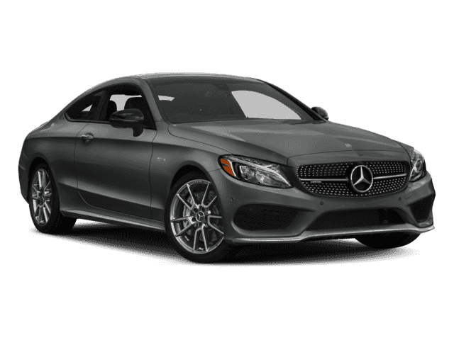 New 2018 Mercedes-Benz C-Class AMG® C 43 4MATIC® Coupe