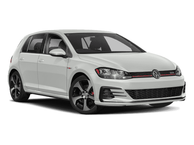 New 2018 Volkswagen Golf GTI 2.0T SE FWD 4D Hatchback
