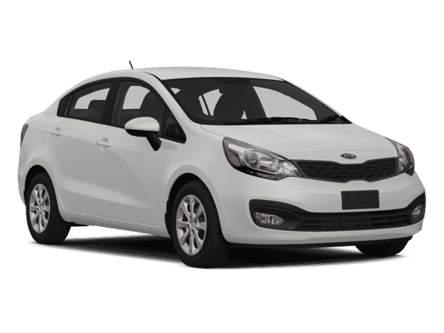 Pre-Owned 2015 KIA RIO LX Sedan 4