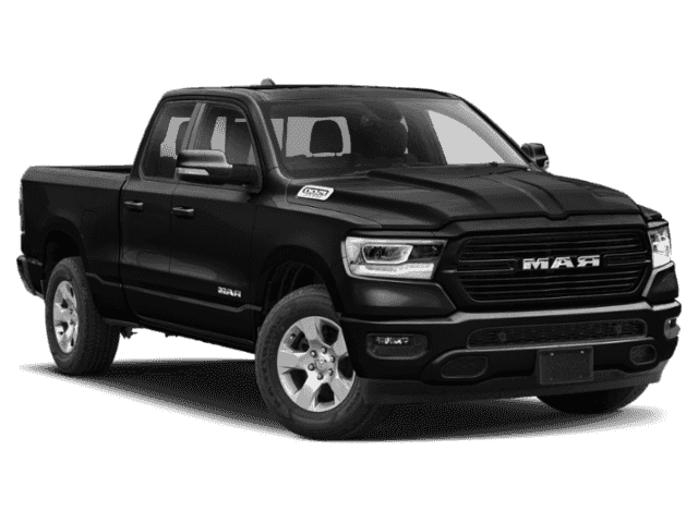 New 2020 Ram 1500 Big Horn 4x4 Quad Cab 6'4 Box 4WD