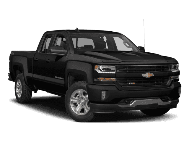 Certified Pre-Owned 2018 Chevrolet Silverado 1500 LT With Navigation & 4WD