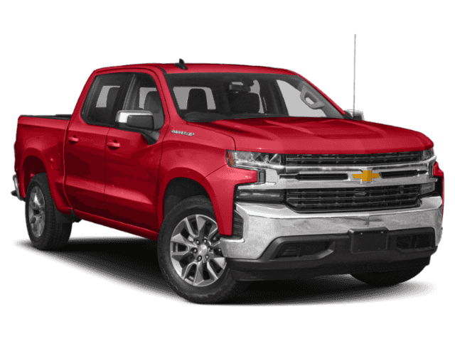New 2020 Chevrolet Silverado 1500 4WD Crew Cab 147 Custom Trail Boss