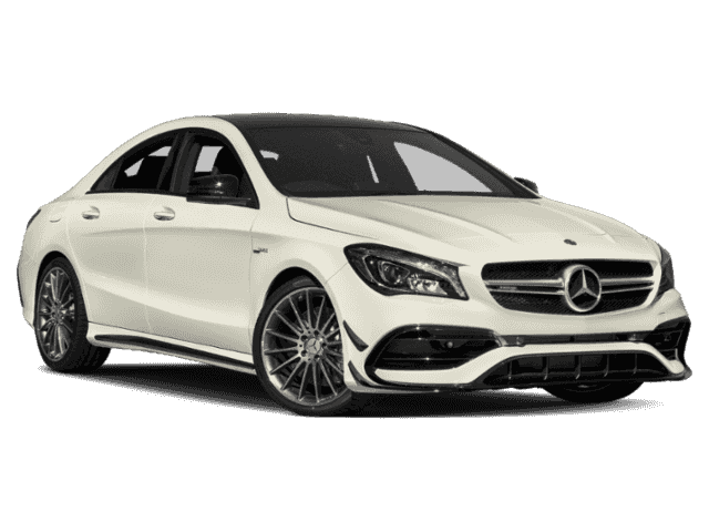 New 2019 Mercedes Benz CLA AMG® CLA 45 Coupe