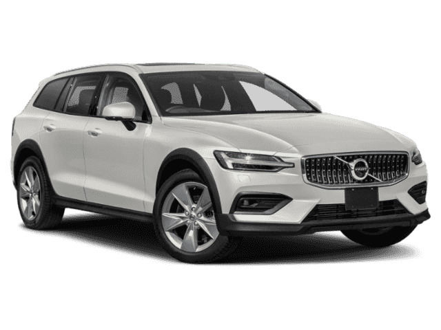 New 2020 Volvo V60 Cross Country T5 AWD 4D Wagon