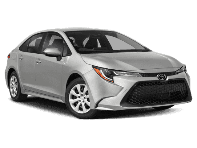 New 2020 Toyota Corolla L 4dr Car In San Antonio Red Mccombs Toyota