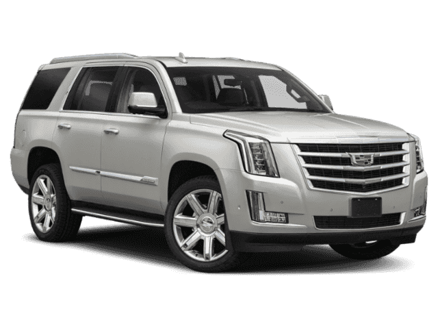 New 2020 Cadillac Escalade Base 4D Sport Utility In