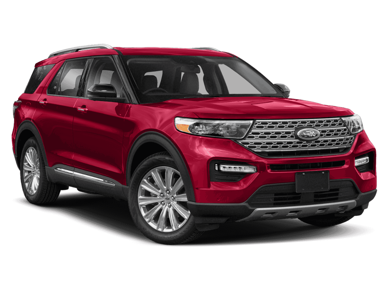 2020 Ford Explorer XLT With Navigation