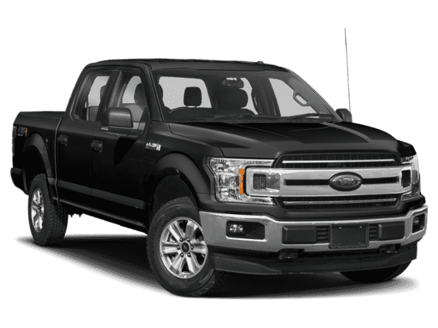 New 2018 Ford F-150 Platinum