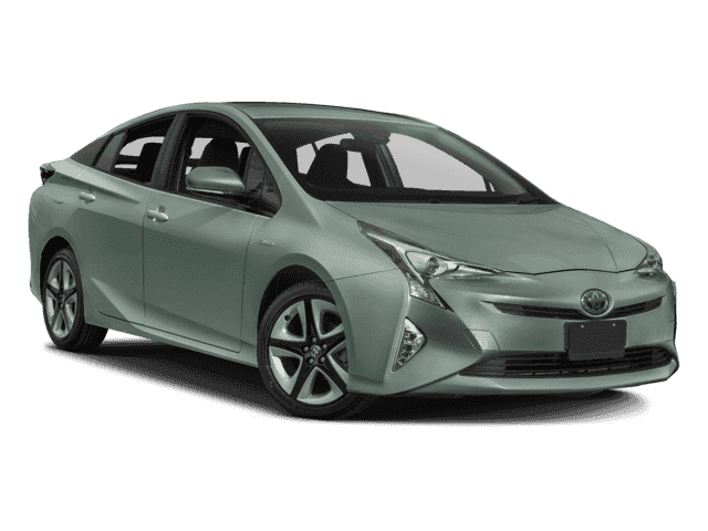 New 2017 Toyota Prius Three Touring Hatchback