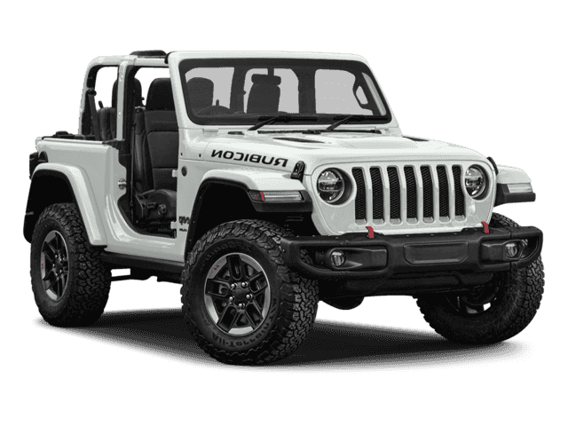 New 2018 Jeep Wrangler Rubicon Turbo Navigation Convertible Near